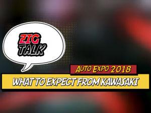Kawasaki At Auto Expo 2018: What To Expect