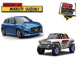 Maruti Suzuki At Auto Expo 2018: What To Expect