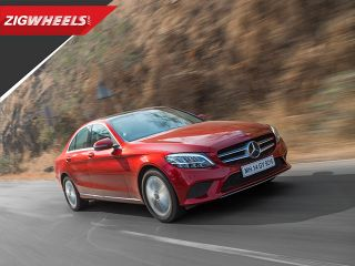 Mercedes-Benz C 220d Facelift Review & More Than Meets The Eye