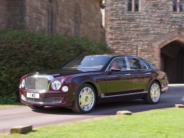 Bentley Mulsanne Diamond Jubilee Edition @ ZigWheels