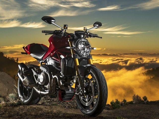 Ducati Monster 1200 S Zigwheels