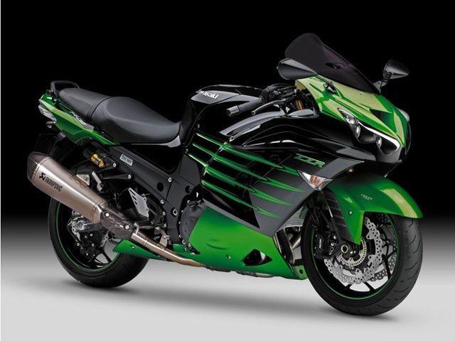 Kawasaki ZZR 1400 Performance Edition @ ZigWheels